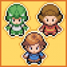 ALL Official Gen 4 Overworld Sprites
