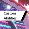 How to create a custom ability